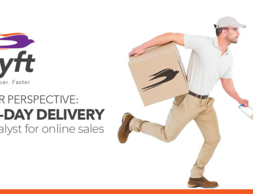 Is Express Delivery the New Industry Standard?